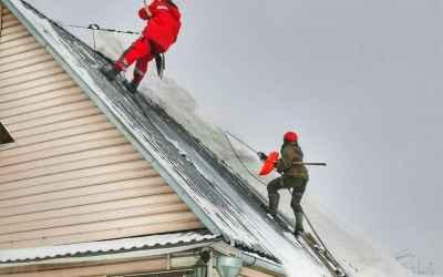 Уборка улиц и дорог от снега с крыши - Горно-Алтайск, цены, предложения специалистов